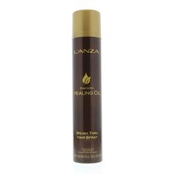 L'Anza Haarspray Keratin Healing Oil Brush Thru Hairspray