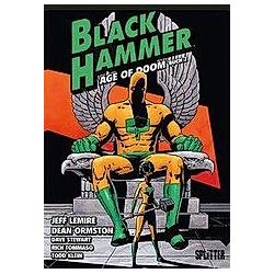 Age of Doom Buch 2 / Black Hammer Bd.4. Jeff Lemire  - Buch