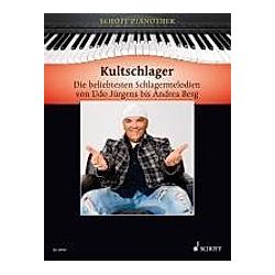 Kultschlager  für Klavier - Buch