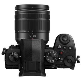 Panasonic Lumix DC-G91 schwarz +  12-60 mm F3,5-5,6 OIS