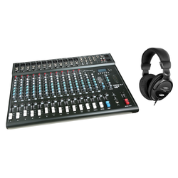 Studiomaster Club XS 16+ Mischpult Set