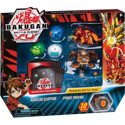 Spin Master Actionfigur Bakugan Battle-Pack mit 5 Bakugan (Mix 12)