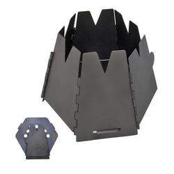 Vargo Hexagon Titan Holzofen