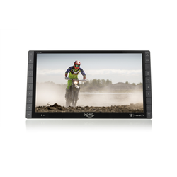 Xoro Portabler Fernseher PTL1450, DVB-T2-HD (H.265), 35,5-cm-Full-HD-Display (14