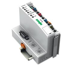 WAGO PROFIBUS Slave SPS-Controller 750-833/025-000 1St.