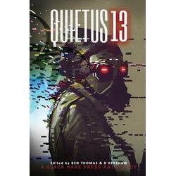 QUIETUS 13 als Buch von