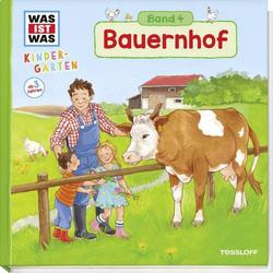 WAS IST WAS Kindergarten, Band 4: Bauernhof