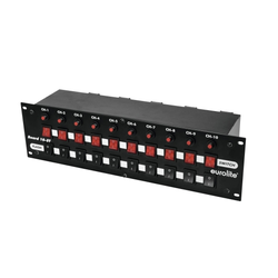 Switchpanel, 10 Kanal
