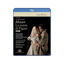 Pappano, Persson, Schrott, Pappano/Schrott/Persson - Die Hochzeit Des Figaro (Blu-ray)