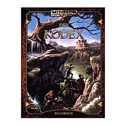 Midgard  Der Kodex  5te Edition - Buch