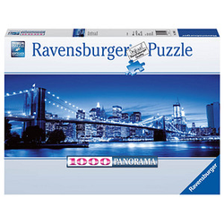 Ravensburger Panorama Leuchtendes New York Puzzle 1000 Teile