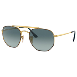 RAY BAN Sonnenbrille THE MARSHAL RB3648 goldfarben L