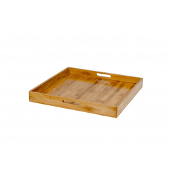 Bo-Camp-Tischplatte-Tablet aus Bambus für Campinghocker