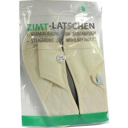 ZIMTLATSCHEN Baumwolle Gr.37/38 2 St