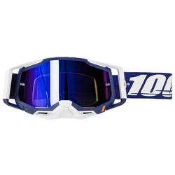 100% Crossbrille Racecraft Gen. 2 Concordia - Verspiegelt Anti-Fog