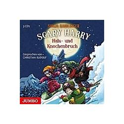 Scary Harry - 6 - Hals- und Knochenbruch - Hörbuch