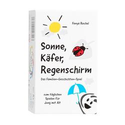 Sonne Käfer Regenschirm