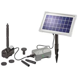 esotec Rimini plus Solar-Teichpumpen-System mit Akku