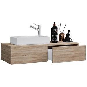 VCM my bath Waschtischunterschrank Gudas sonoma-eiche