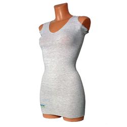 X-Static® Korsetthemd mit Schulterträger