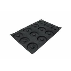 SCHNEIDER AIR Bagel Backform, Gebäckform für Bagel, wie auch Feingebäck, Durchmesser: 110 mm