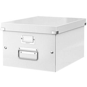 LEITZ Click & Store Aufbewahrungsbox 16,7 l weiß 28,1 x 36,9 x 20,0 cm