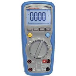 Multimetrix DMM 210 Hand-Multimeter digital Wasserdicht (IP67) CAT III 1000 V, CAT IV 600V Anzeige (