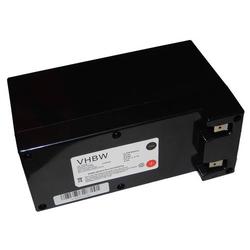 vhbw Li-Ion Akku 6900mAh (25.2V) passend für Rasenroboter Mähroboter Wiper Runner L-XE, Runner L-XK, Runner L-XH, Runner X-C2
