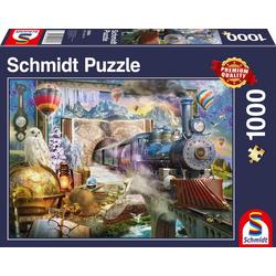Magische Reise (Puzzle)