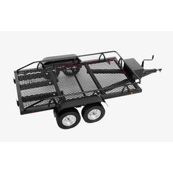 RC4WD Z-H0003 BigDog 1/10 Doppelachsanhänger Scale PKW/LKW