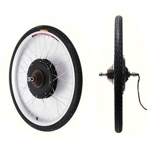 Aohuada Elektrisches 28'' 36V 250W Fahrrad-Umbausatz E-Bike Conversion Kit Elektro-Fahrrad Kit Elektrofahrrad Motor Umbausatz Hinterrad Neu