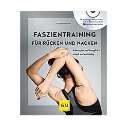 Faszientraining für Rücken und Nacken, m. DVD