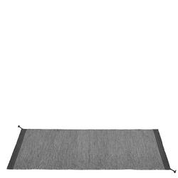 Ply Teppich 80 x 200 cm Dunkelgrau  Muuto