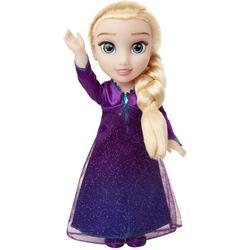 Jakks Pacific Germany Disney Die Eiskönigin 2 Puppe Elsa mit Funktion, ca. 35c 207474