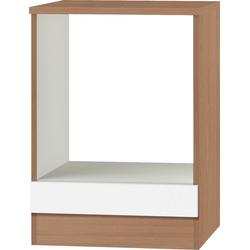 OPTIFIT Herdumbauschrank Odense 60 cm breit weiß