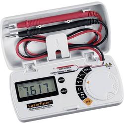 Laserliner MultiMeter Pocket Box Hand-Multimeter digital CAT II 250V Anzeige (Counts): 3.5