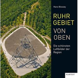 Ruhrgebiet von oben als Buch von