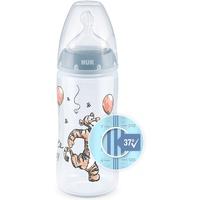 NUK Babyflasche First Choice+ Babyflasche mit rosa