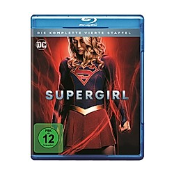 Supergirl - Staffel 4 - DVD  Filme