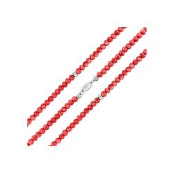 MY iMenso Wickelarmband mit facettierten Kristallen rot