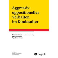 Aggressiv-oppositionelles Verhalten im Kindesalter