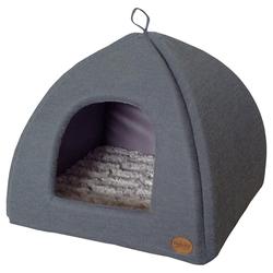 Nobby Höhle Cacho grau/blau für Hunde