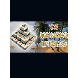 VR Mahjong worlds Steam Key GLOBAL