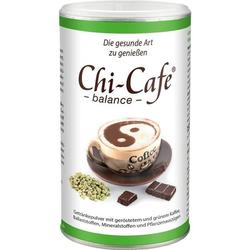 Chi-Cafe balance