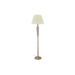 relaxdays Stehlampe Stehlampe antik