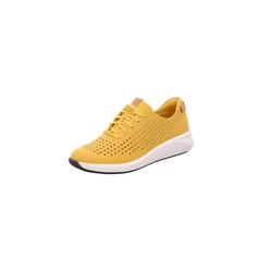 Sneakers Clarks gelb
