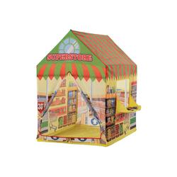 HOMCOM Spielzelt Supermarkt-Spielzelt