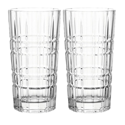 LEONARDO Schnapsglas GIN 2er-Set 300 ml, Glas