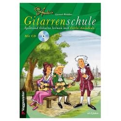 Little Amadeus Gitarrenschule