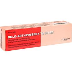 Dolo Arthrosenex M Salbe